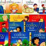 Hürriyet – Caillou Eğlenceli Tatil Seti