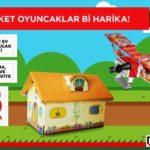 Hürriyet – Maket Oyuncaklar Ev ve Uçak