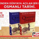 Hürriyet – Osmanlı Tarihi 2 Cilt Kitap Kampanyası