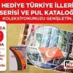 Hürriyet – Türkiye Şehir Pulları ve Pul Kataloğu