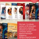 Hürriyet Gazetesi 28 Ekim günü ücretsiz roman hediyesi