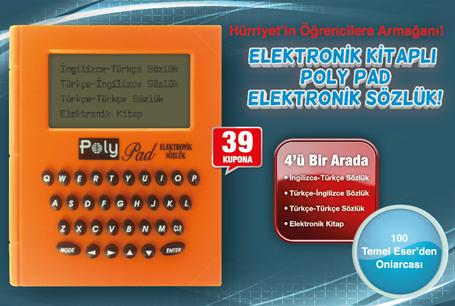 hürriyet poly pad elektronik sözlük