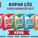 HaberTürk – KPSS 5'li Soru Bankası Seti