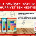 Hürriyet – Okul Sözlük Seti